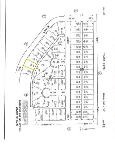 29 Heather Avenue N, California City, CA 93505 (#SR20193721) :: HomeBased Realty