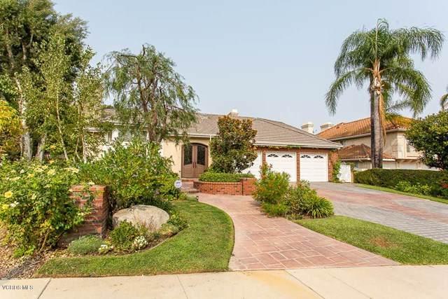 5101 Bromely Drive, Oak Park, CA 91377 (#220009798) :: SG Associates