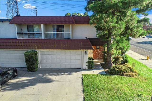 9936 Reseda Boulevard #42, Northridge, CA 91324 (#SR20194538) :: Compass