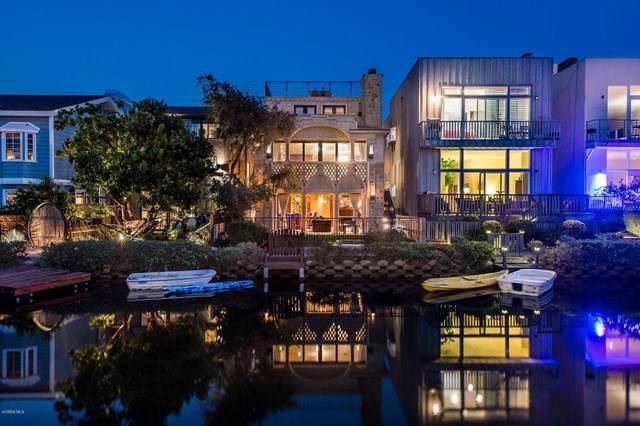230 Linnie Canal, Venice, CA 90291 (#220009831) :: TruLine Realty