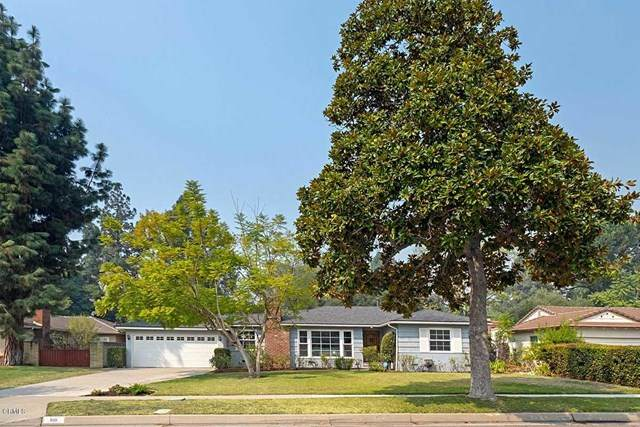 635 Sidney Avenue, Pasadena, CA 91107 (#P1-1348) :: Compass