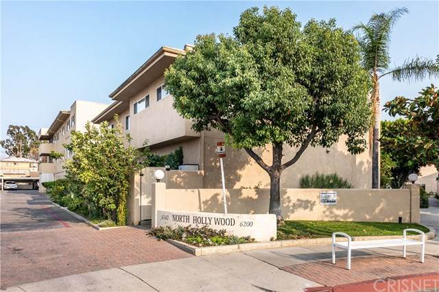 6342 Morse Avenue #304, North Hollywood, CA 91606 (#SR20195037) :: TruLine Realty