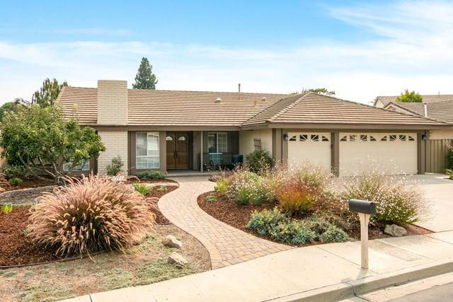 3224 Spring Meadow Avenue, Thousand Oaks, CA 91360 (#220009840) :: Compass