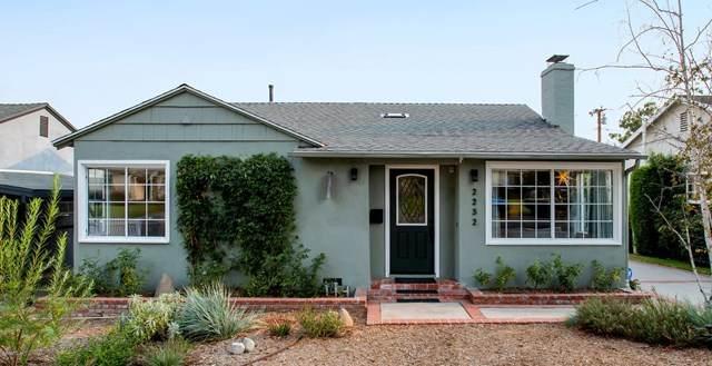 2232 Oakwood Street, Pasadena, CA 91104 (#P1-1355) :: Randy Plaice and Associates