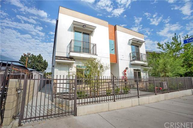 5934 Vineland Avenue, North Hollywood, CA 91601 (#SR20195562) :: Randy Plaice and Associates