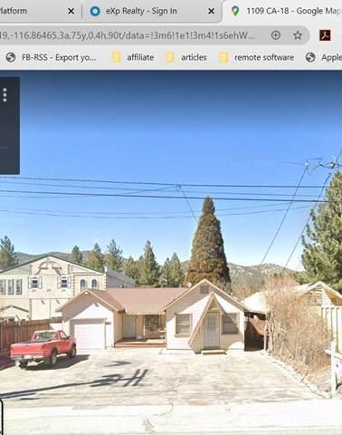 1109 W Big Bear Boulevard, Big Bear, CA 92314 (#SR20192571) :: Compass