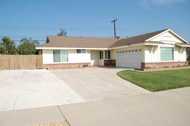 820 Rosewood Avenue, Camarillo, CA 93010 (#V1-1438) :: TruLine Realty