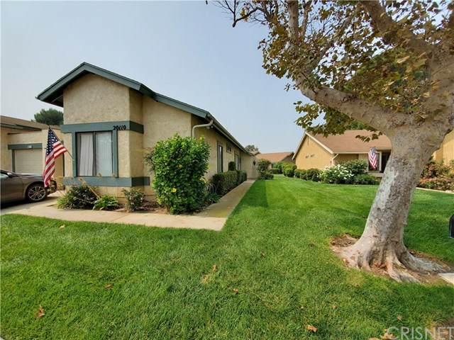 20110 Village 20, Camarillo, CA 93012 (#SR20195031) :: Randy Plaice and Associates