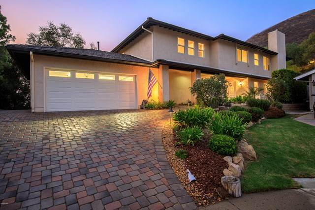 485 Grand Oak Lane, Thousand Oaks, CA 91360 (#220009865) :: Compass