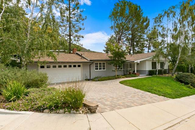 5724 Ocean View Boulevard, La Canada Flintridge, CA 91011 (#P1-1375) :: The Parsons Team