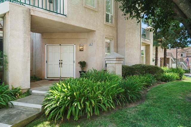 271 Fieldstone Way Unit A, Simi Valley, CA 93065 (#P1-1380) :: Compass