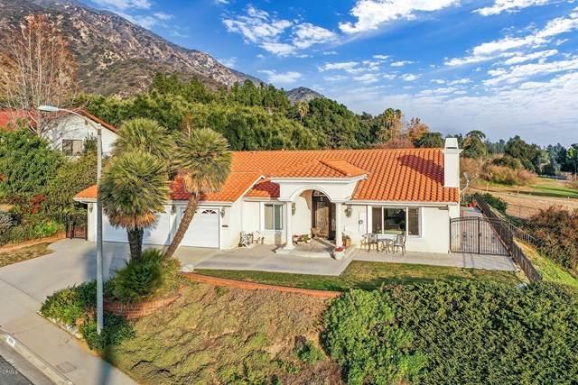 4008 Park Vista Drive, Pasadena, CA 91107 (#P1-1382) :: Randy Plaice and Associates