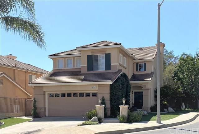 12349 Yew Court, Porter Ranch, CA 91326 (#SR20192529) :: Compass