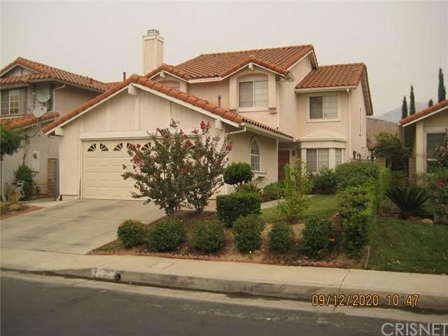 19945 Falcon Crest Lane, Porter Ranch, CA 91326 (#SR20197146) :: Compass