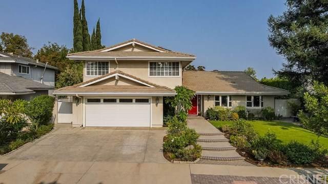 10816 Sylvia Avenue, Porter Ranch, CA 91326 (#SR20197093) :: Compass