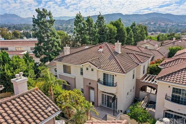 342 Avenida De Royale, Thousand Oaks, CA 91362 (#SR20196848) :: TruLine Realty
