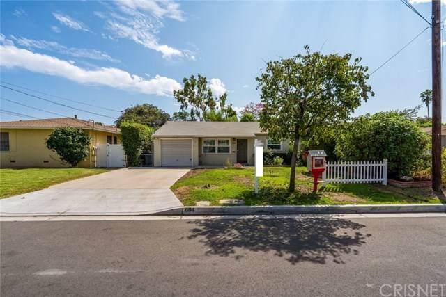 604 Diamond Street, Monrovia, CA 91016 (#SR20184483) :: HomeBased Realty