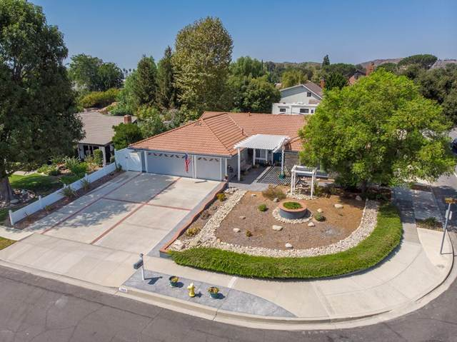 2885 Sirius Street, Thousand Oaks, CA 91360 (#220009889) :: Compass