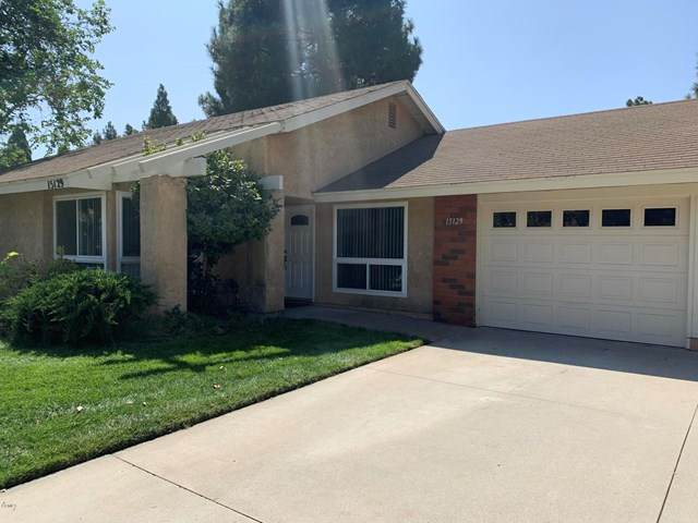 15129 Village 15, Camarillo, CA 93012 (#V1-1480) :: Randy Plaice and Associates