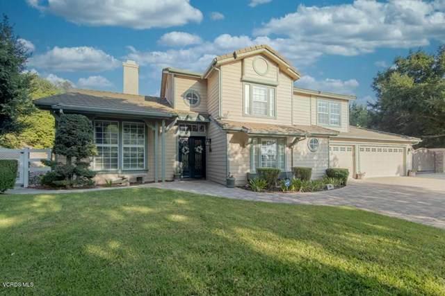 2790 Vista Arroyo Drive, Santa Rosa, CA 93012 (#220009901) :: Compass
