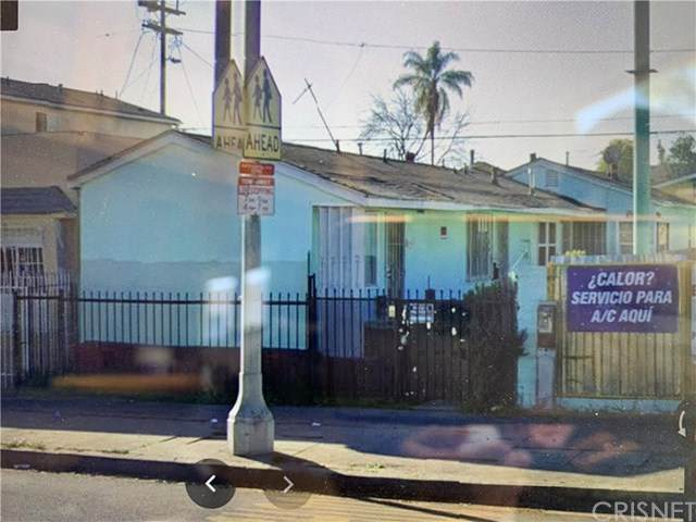 2114 W Florence Avenue, Los Angeles, CA 90047 (#SR20198083) :: HomeBased Realty