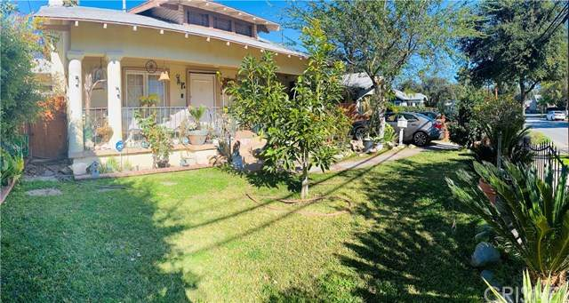 991 E Mountain Street, Pasadena, CA 91104 (#SR20198377) :: Randy Plaice and Associates