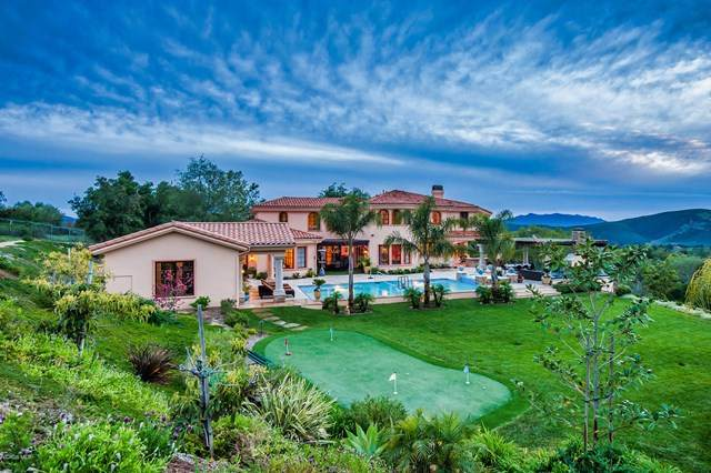 4738 Golf Course Drive, Westlake Village, CA 91362 (#220009912) :: SG Associates