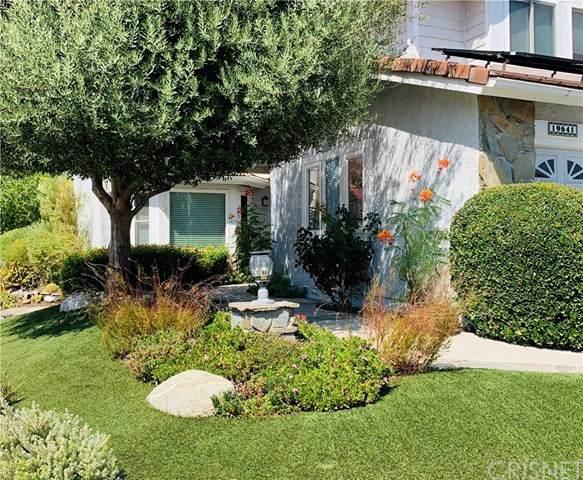 19641 Crystal Hills Drive, Porter Ranch, CA 91326 (#SR20198687) :: HomeBased Realty