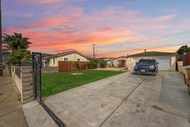 125 Comstock Drive, Ventura, CA 93001 (#V1-1510) :: Compass
