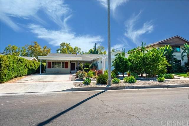 24224 Welby Way, West Hills, CA 91307 (#SR20198721) :: Compass