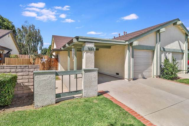 945 Stanford Drive, Simi Valley, CA 93065 (#220009929) :: HomeBased Realty