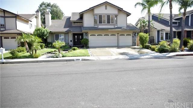 23950 Strathern Street, West Hills, CA 91304 (#SR20190818) :: Compass