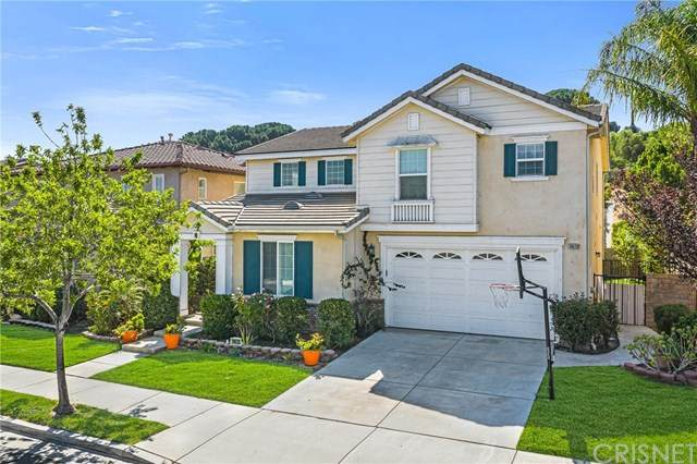 19628 Alyssa Drive, Newhall, CA 91321 (#SR20199099) :: The Parsons Team