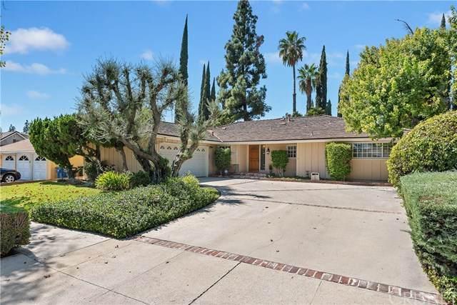 10749 Springfield Avenue, Porter Ranch, CA 91326 (#SR20198710) :: HomeBased Realty