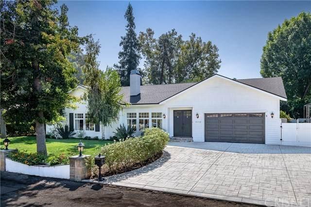 5112 Dumont Pl, Woodland Hills, CA 91364 (#SR20198688) :: HomeBased Realty