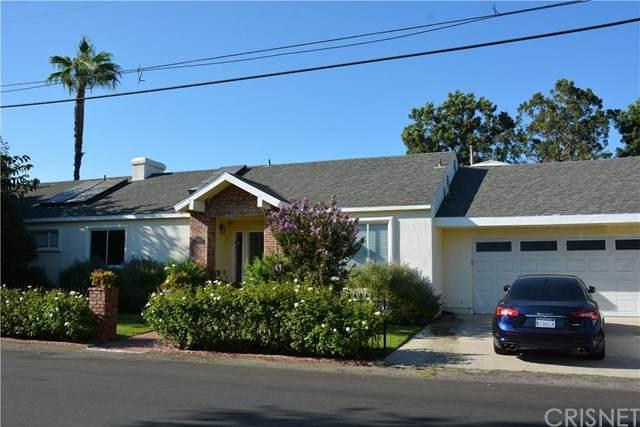 5002 Strohm Avenue, Toluca Lake, CA 91601 (#SR20196023) :: Compass