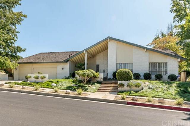 17178 Citronia Street, Northridge, CA 91325 (#SR20199009) :: Compass
