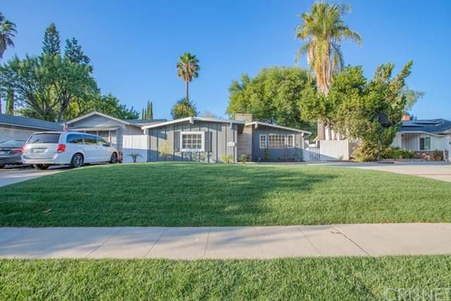 22039 Mulholland Way, Woodland Hills, CA 91364 (#SR20199715) :: HomeBased Realty