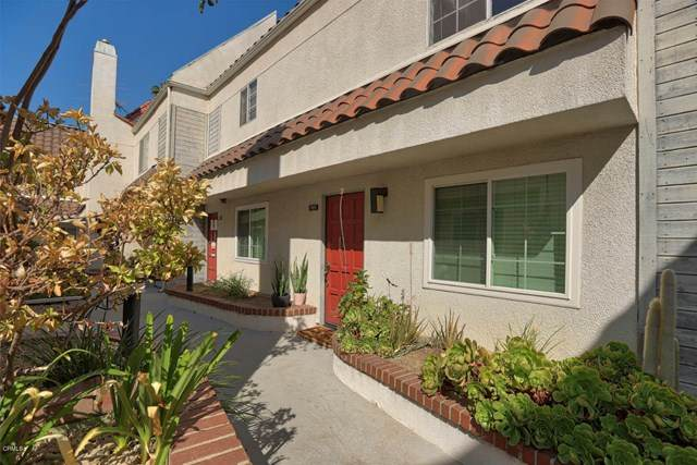 618 N Howard Street #121, Glendale, CA 91206 (#P1-1445) :: Randy Plaice and Associates