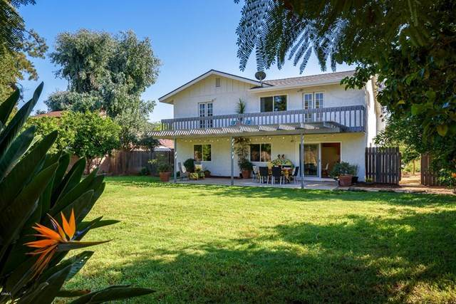 1065 Woodland Avenue, Ojai, CA 93023 (#V1-1537) :: Randy Plaice and Associates