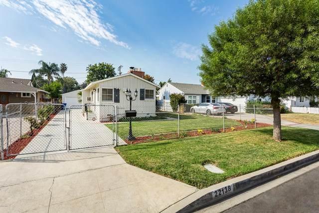 22138 Hart Street, Canoga Park, CA 91303 (#220009971) :: HomeBased Realty