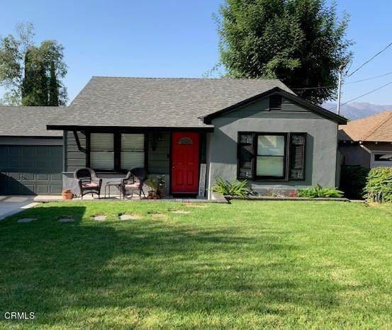 3018 Brookhill Street, La Crescenta, CA 91214 (#P1-1451) :: Randy Plaice and Associates