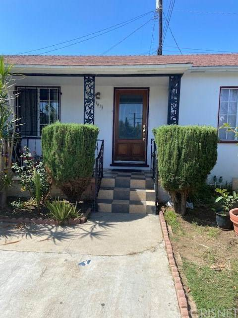 11413 Doty Avenue, Hawthorne, CA 90250 (#SR20198527) :: HomeBased Realty