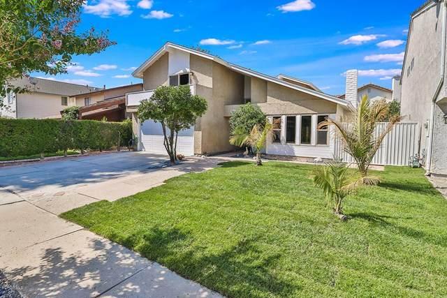 7117 Capistrano Avenue, West Hills, CA 91307 (#220009975) :: TruLine Realty