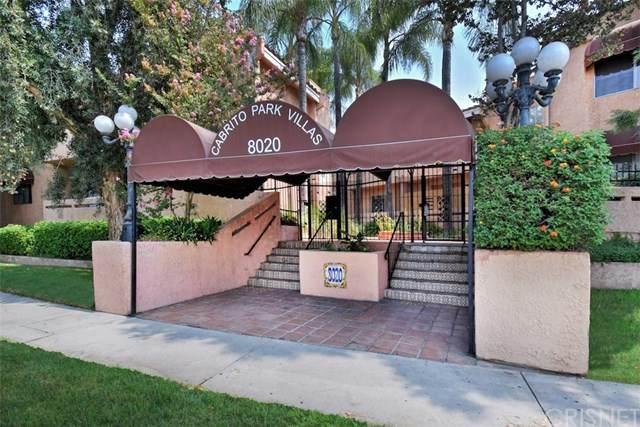 8020 Langdon Avenue #210, Van Nuys, CA 91406 (#SR20199847) :: TruLine Realty