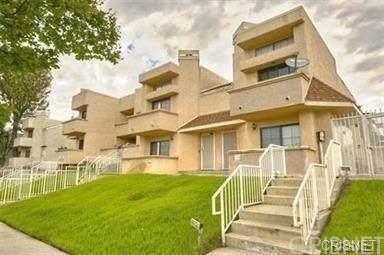 15035 Nordhoff Street #102, North Hills, CA 91343 (#SR20200737) :: HomeBased Realty