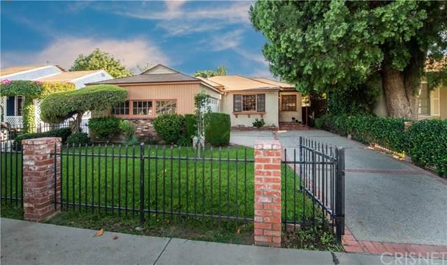 17512 Hamlin Street, Lake Balboa, CA 91406 (#SR20200963) :: HomeBased Realty