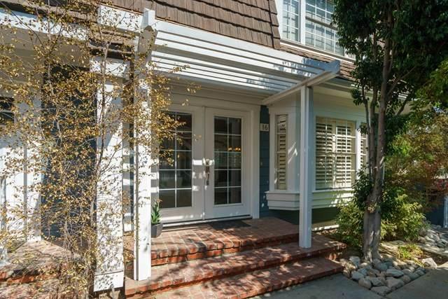 259 N Holliston Avenue #16, Pasadena, CA 91106 (#P1-1468) :: HomeBased Realty