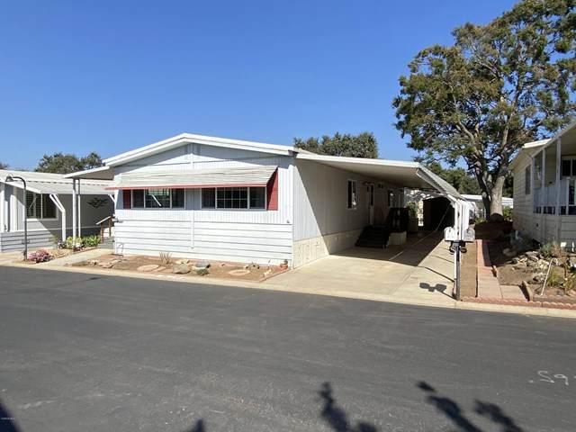 136 Comanche Way, Thousand Oaks, CA 91362 (#220010014) :: Lydia Gable Realty Group