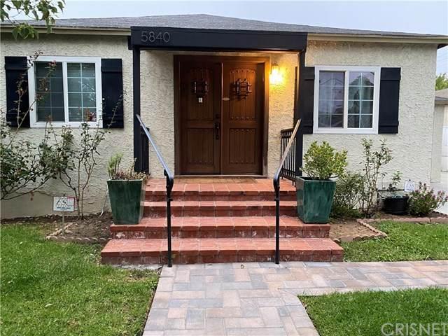 5840 Jellico Avenue, Encino, CA 91316 (#SR20198734) :: Compass